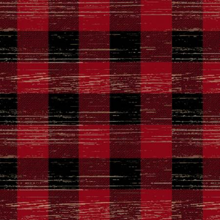 Jingle all the Way - Plaid - Red