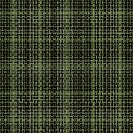 Autumn Elegance Green Tonal Plaid1671B-44
