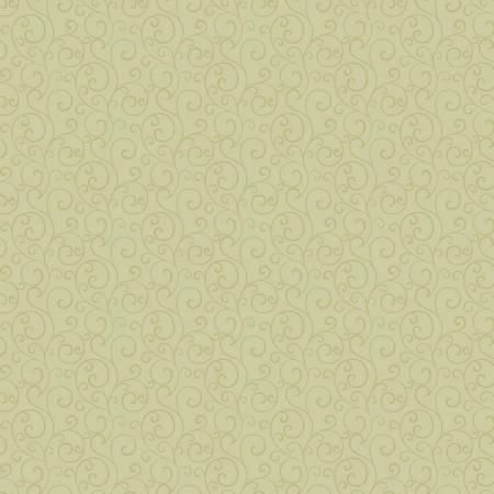Autumn Elegance Pale Basil Scroll 1672-04
