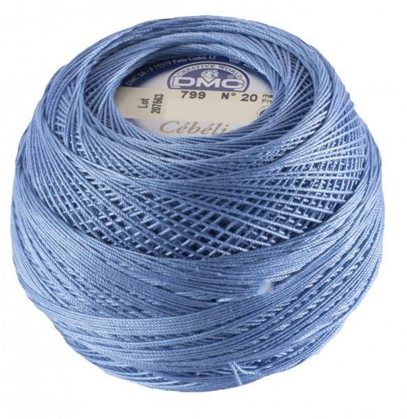 DMC Cebelia 20 799 Horizon Blue