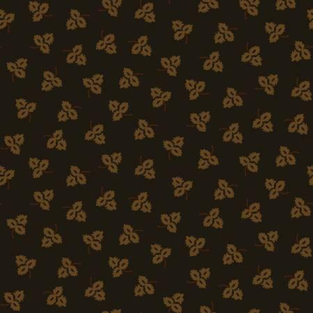 Esther's Heirloom - Black Tossed Leaves