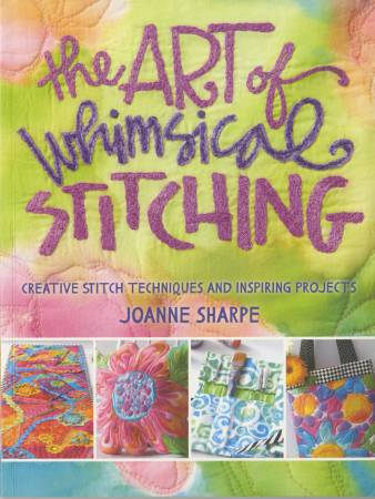 BK Art of Whimsical Stitching - Softcover