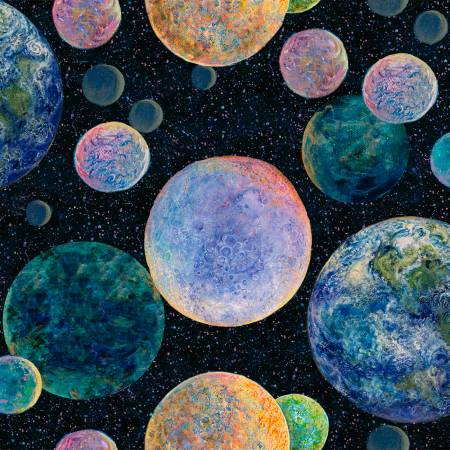 Celestial Journey - Black Planets