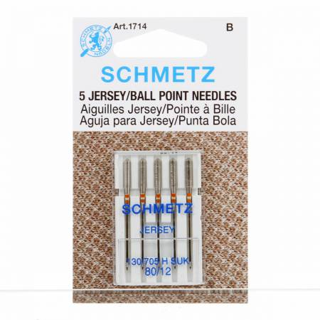 Ball Point Needle 12/80Schemtz Sewing Machine Needle