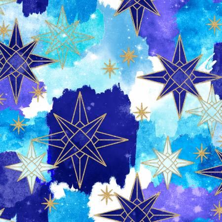 Multi Stars w/Metallic