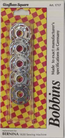 Metal Bobbins for Bernina 1630 5ct