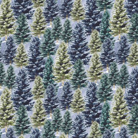 Silver Pine Tree