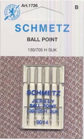 Schmetz Ball Point Machine Needle Size 14/90