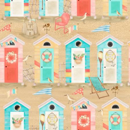 Sand Beach Huts