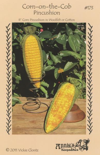 Corn On The Cob Pincushion