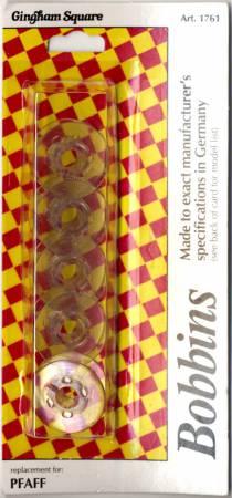 Plastic Bobbins for Pfaff 5ct