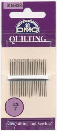 DMC Between / Quilting Needles Size 7