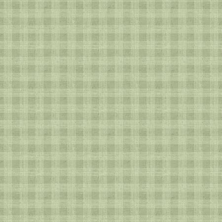 Bohemian Blue by Lisa Audit for Wilmington Prints- 17760-777-Green Plaid