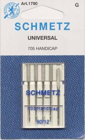 Schmetz Self-Threading  Machine Needle Size 12/80