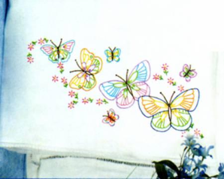 Jack Dempsey Fluttering Butterflies 1800-143