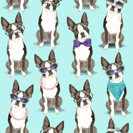 3Wishes - A Dog's Life - DGLF French Bulldog DR - 18033-TRQ