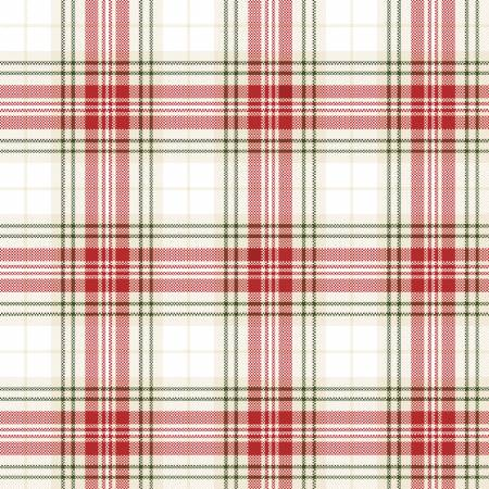 Home for the Holidays Multi Tartan