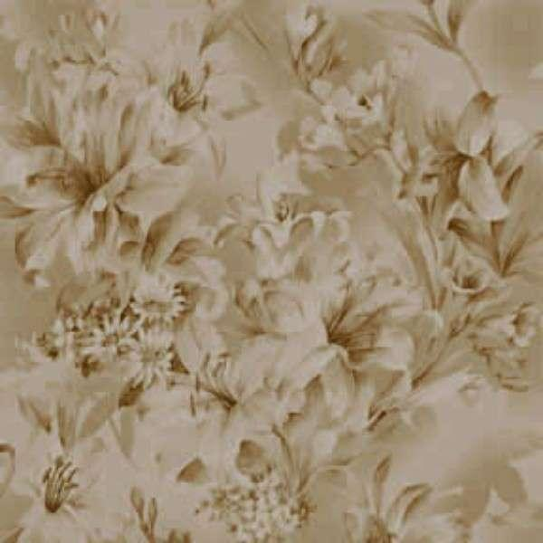 Light Brown Tonal Lily 118in Wide