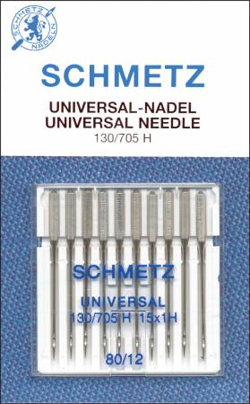 Schmetz Universal Machine Needle Size 12/80