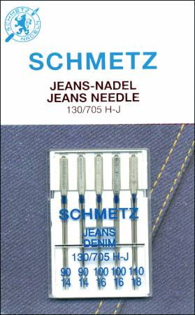 Schmetz Denim/Jeans Machine Needle Size 90/100/110