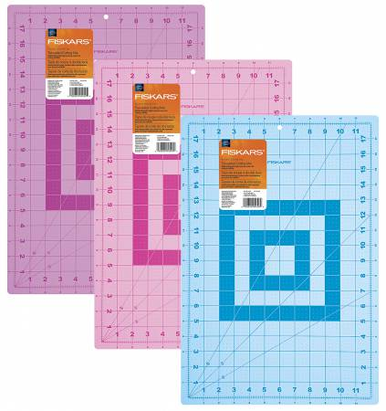Fashion Cutting Mat 12in x 18in Assorted Colors