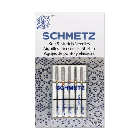 SCHMTEZ Knit & Stretch Needles