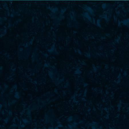 HOFF- 1895 Deep Teal Bali Batiks