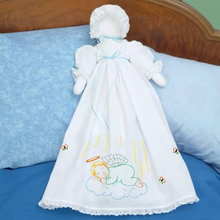 1900-913 Precious Angel Pillowcase Doll