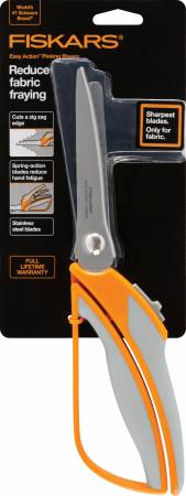 Fiskars Easy Action Pinking Shears  Replaces Item 9915F