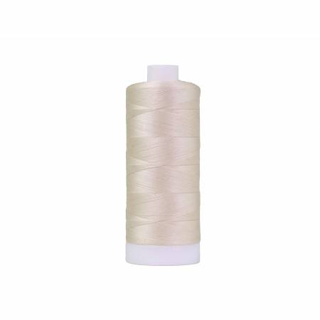 Pima Cotton Thread 50wt 1200yds Off White