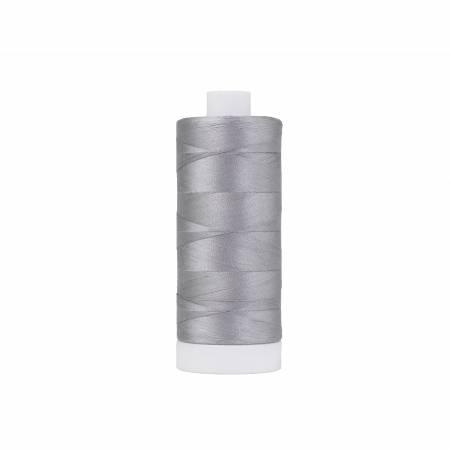 Pima Cotton Thread 50wt 1200yds Medium Gray
