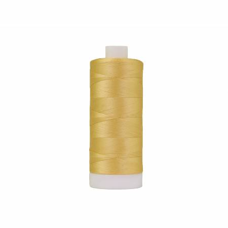 Pima Cotton Thread 50wt 1200yds Light Yellow