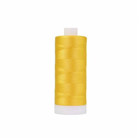 Pima Cotton Thread 50wt 1200yds Bright Yellow