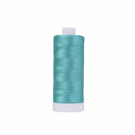 Pima Cotton Thread 50wt 1200yds Light Turquoise