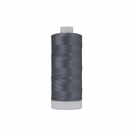 Pima Cotton Thread 50wt 1200yds Dark Slate