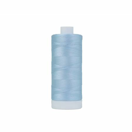 Pima Cotton Thread 50wt 1200yds Light Blue