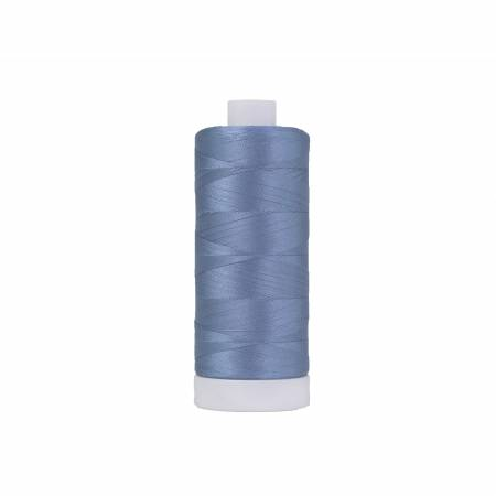 Pima Cotton Thread - Medium Blue