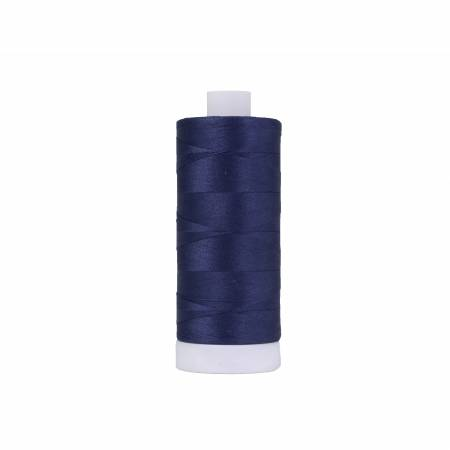 Pima Cotton Thread - Navy
