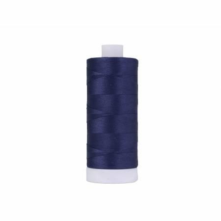 Pima Cotton Thread 50wt 1200yds Navy