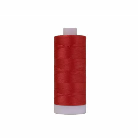 Pima Cotton Thread 50wt 1200yds Bright Red