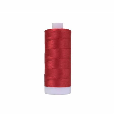 Pima Cotton Thread 50wt 1200yds Red