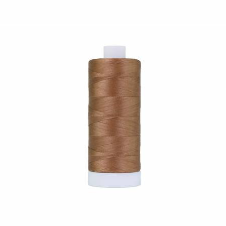 Pima Cotton Thread 50wt 1200yds Chestnut