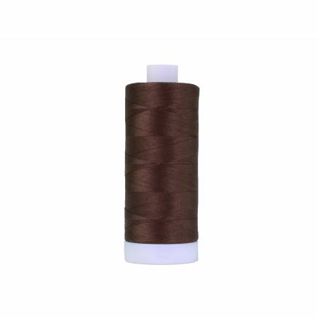 Pima Cotton Thread 50wt 1200yds Dark Brown