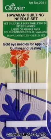 Clover - Hawaiian Quilting Needles