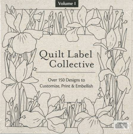 Quilt Label Collective CD - Volume 1