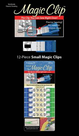 Magic Clip Small 12pc