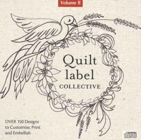 Quilt Label Collective CD - Volume 2