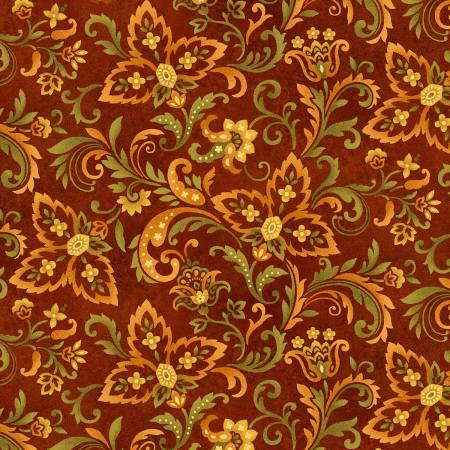 Autumn Album Paisley Cranberry