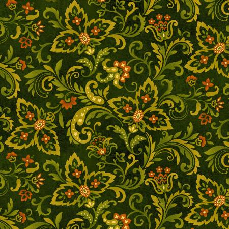 Forest Paisley