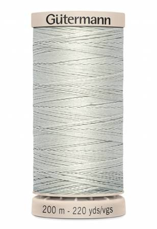 Cotton Quilting Thread 200m/219yds Tuskegee Grey